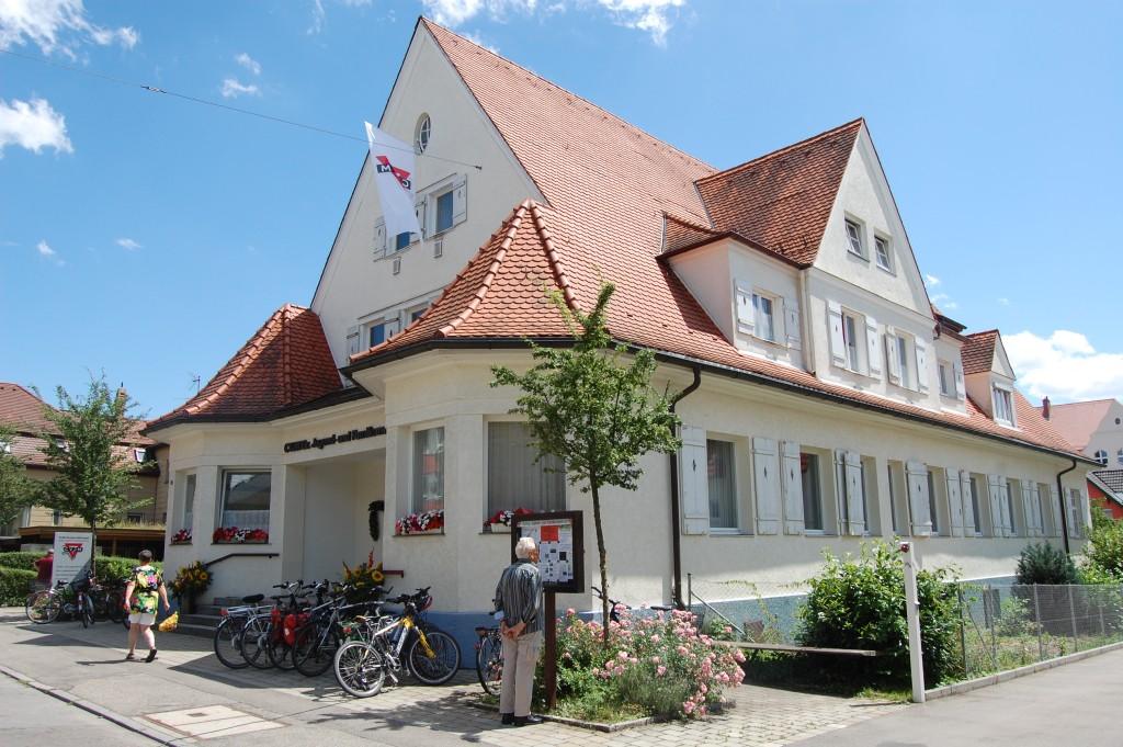 CVJM Vereinshaus 2008